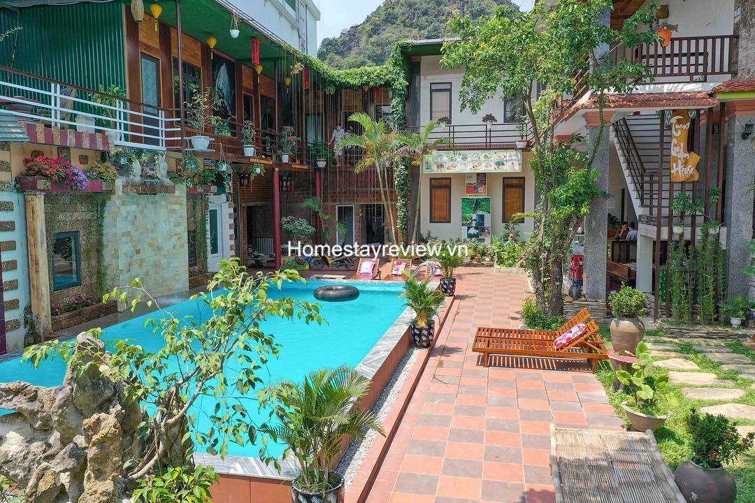 Top 20 Homestay Quảng Bình Đồng Hới gần vườn Phong Nha, biển Nhật Lệ