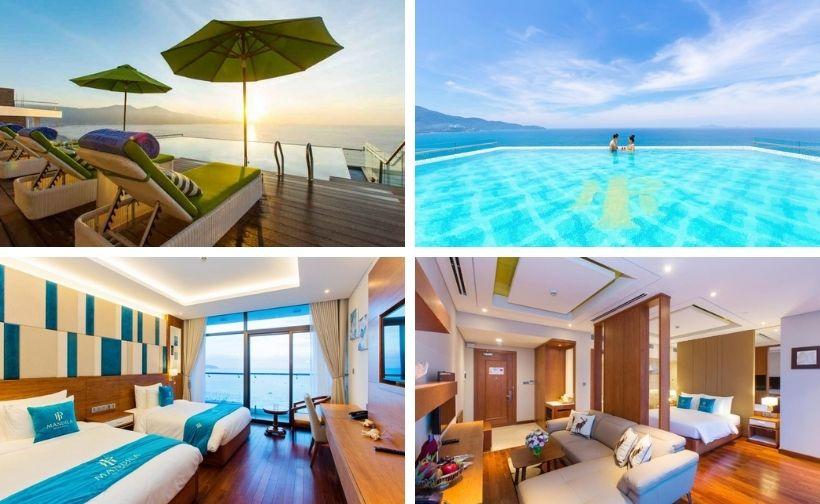 Top 20 Biệt thự villa Đà Nẵng view biển đẹp gần Cầu Rồng, sông Hàn