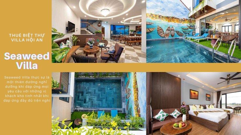 Top 21 Biệt thự villa Hội An view biển An Bàng giá rẻ trung tâm phố cổ