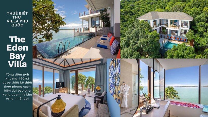 Top 20 Biệt thự villa Phú Quốc giá rẻ đẹp view biển ở trung tâm từ 3-4-5 sao