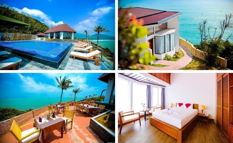 Top 10 Biệt thự villa Quy Nhơn Bình Định giá rẻ đẹp view biển cho thuê