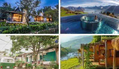 Top 10 Resort biệt thự villa Sapa Lào Cai giá rẻ view núi đẹp ở trung tâm