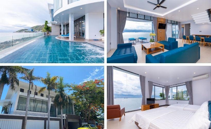 Top 51 Biệt thự villa Vũng Tàu giá rẻ gần biển có hồ bơi cho thuê nguyên căn