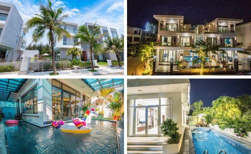 Top 10 Homestay biệt thự villa FLC Sầm Sơn giá rẻ view biển cho thuê