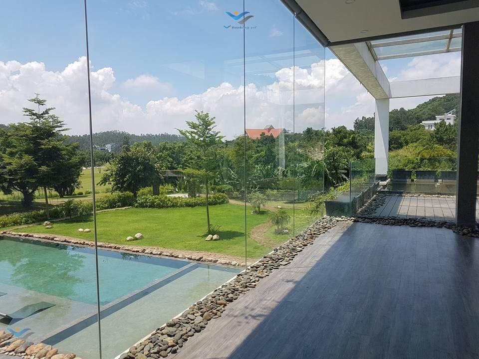 Top 17 Resort biệt thự villa Tam Đảo Vĩnh Phúc đẹp có hồ bơi sân golf