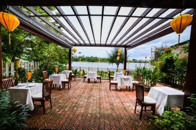 Villa Orchid Garden Riverside Hội An: điểm đến thiên đường nơi phố cổ