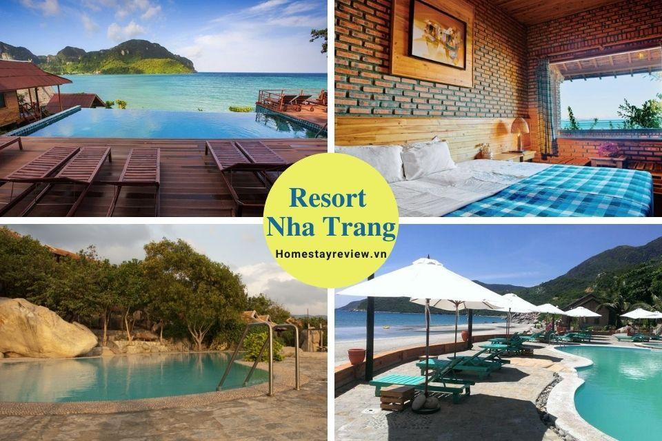 Top 40 Resort Nha Trang Cam Ranh view biển đẹp bãi tắm riêng 3-4-5 sao