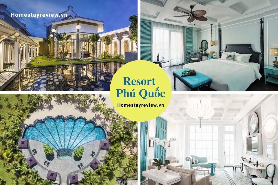 Top 30 Resort Phú Quốc view biển đẹp giá rẻ có bãi tắm riêng 3-4-5 sao